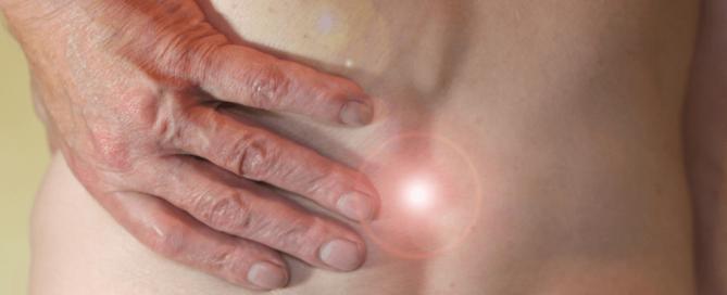 Bandscheibenvorfall, Prolaps, Rückenschmerz, Wirbelsäule