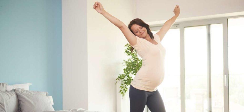 Welche Beschwerden behandelt Osteopathie in der Schwangerschaft