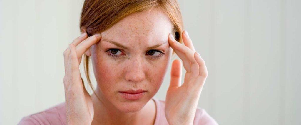 Kraniale Osteopathie hilft gegen Kopfschmerzen und Depressionen