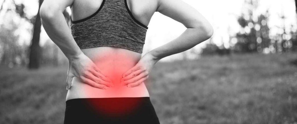 Verspannungen durch Stress und Entzündungen